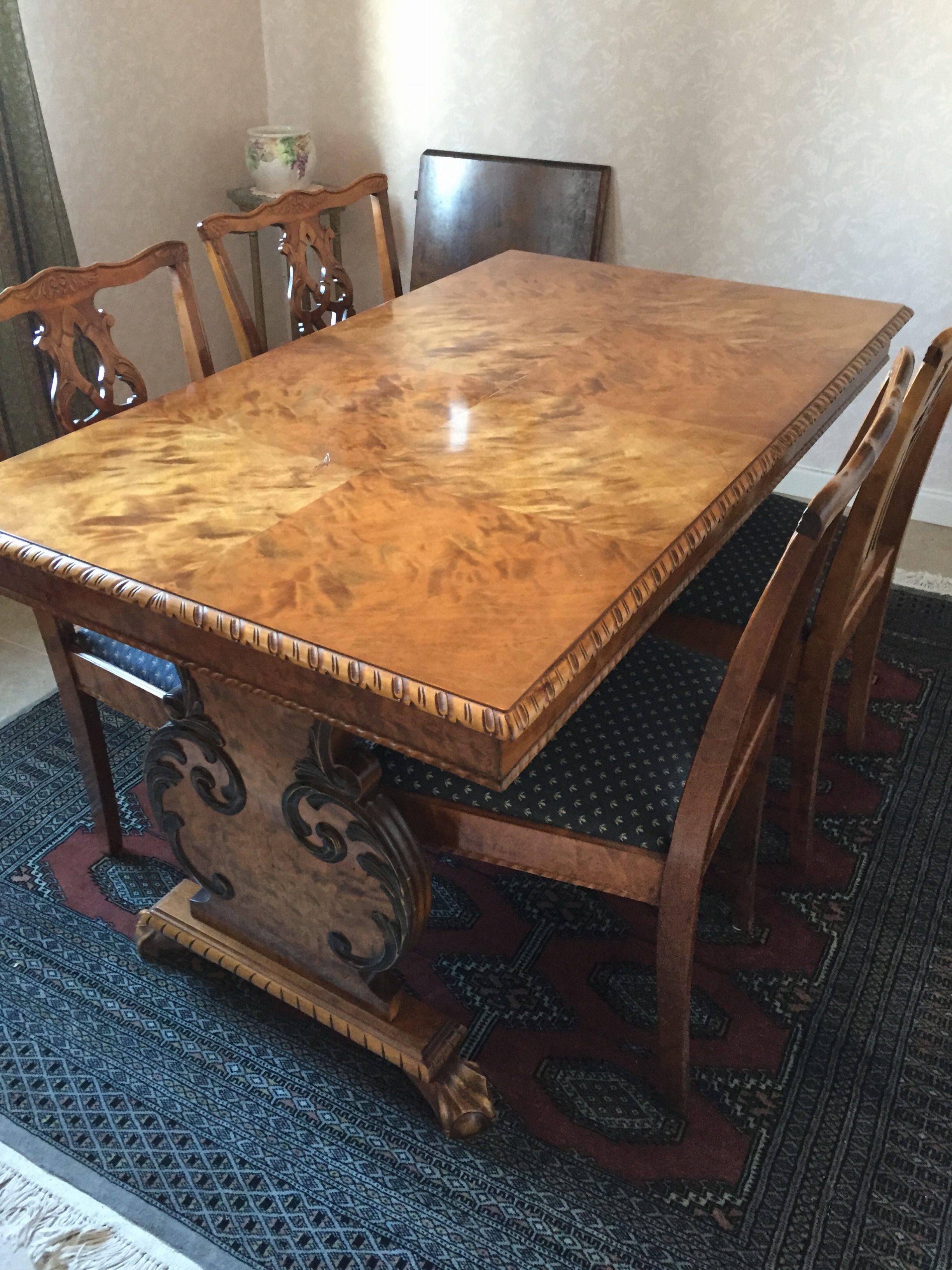 sälja begagnade möbler